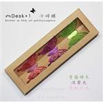 Desk+1冷碎蝶磁鐵(三隻) B