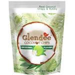 Glendee 椰子脆片(原味)
