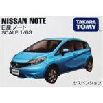 【TOMICA】多美小汽車NO.103 NISSAN NOTE_TM103-1
