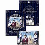 魔界王子-卡片貼紙F款(綜)