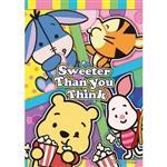 Winnie The Pooh繽紛甜點拼圖108片