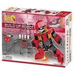 LaQ 合成戰警-艾力克斯(紅)(310pcs+10pcs)