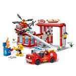 新消防系列-消防護衛隊