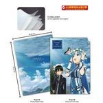 刀劍神域Ⅱ-三層資料夾C款(綜)