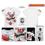 潮流T-shirt(琦玉之拳)-一拳超人XL