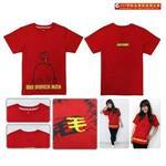 潮流T-shirt(毛)-一拳超人M