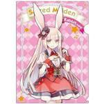 《12生肖獸娘》Sacred Maiden(偶像Ver.)L夾-兔款