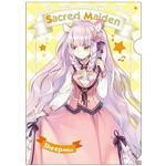 《12生肖獸娘》Sacred Maiden(偶像Ver.)L夾-羊款