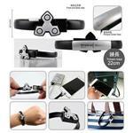 USB傳輸線(手環式)-刀劍神域A款(桐)