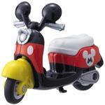 夢幻米奇摩托車