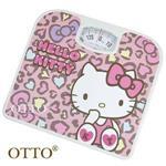 Hello Kitty指針式體重計