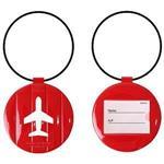 耐衝擊行李吊牌 -紅