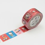 日本 mt 和紙膠帶 Hello Kitty的歷史