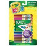 Crayola繪兒樂 神彩色筆10色