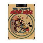 迪士尼A4板夾牛皮紙/米奇