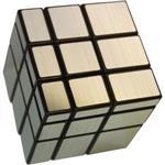 鏡面魔術方塊-金色