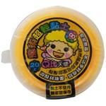 利百代Q比魔術超輕黏土20g-金黃