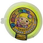 利百代Q比魔術超輕黏土20g-螢光黃