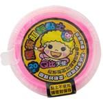 利百代Q比魔術超輕黏土20g-螢光粉紅