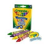 Crayola繪兒樂 可水洗大蠟筆16色