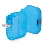 E~books B17 USB 2孔 充 ~藍