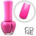 CDNE 高濃度螢光系列 超飽和色 台灣製 指甲油【紅粉佳人 CS052】