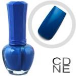 CDNE 高濃度螢光系列 超飽和色 台灣製 指甲油【藍藍夢境 CS053】