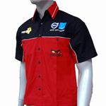 《北歐設計》天魔工作服(VOLVO賽車競速版)/英挺帥氣大尺碼工作衫