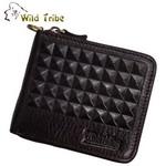 【Wild Tribe】ROCK 真皮皮夾(8006A咖啡)