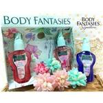 Body Fantasies身體幻想 不做作女孩香氛禮盒組