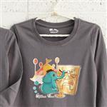 幸福森林【大象馬戲團_大象媽媽】長袖