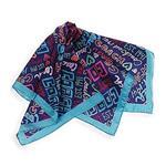 COACH 質感方型造型絲巾(預購+現貨)