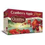 詩尚草本 蔓越莓蘋果活力茶 (二盒入 每盒20個茶包)