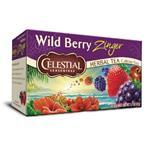 詩尚草本 野莓活力茶 (二盒入 每盒20個茶包)