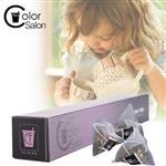 【Color Salon Tea】白桃烏龍茶(3g 12包/盒)