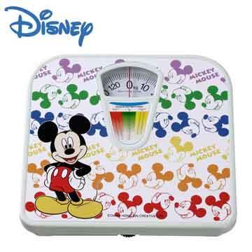 【Disney迪士尼】經典體重計 (米奇)