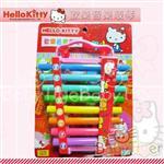 【BabyTiger虎兒寶】HelloKitty原廠授權玩具- 歡樂音樂敲琴