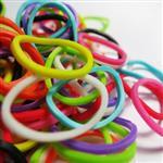 美國正版公司貨 Rainbow Loom 彩虹圈圈補充包1入(彩色混色)