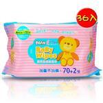 《奈森克林》寶寶護膚柔濕巾70+2張/包-36入