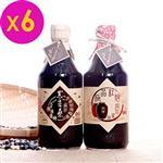 【黑豆桑】養生滷味豪華組(缸底醬油x6+紅麴醬油x6)