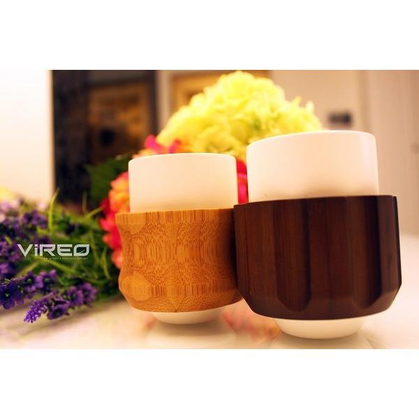 【la-boos】幾何竹環陶瓷杯(深輪+淺環)