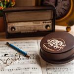 【Sylvia 典藏精品】客製化 音樂盒//可愛動物 香蕉戀猴