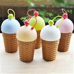 【Cornflower玉米花】海洋派對玉米餐具-冰淇淋杯-1入 -淘氣黃