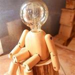 【一郎木創】Hinoki小樹燈(含燈泡)