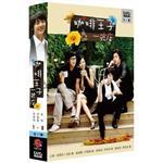 【弘恩戲劇】咖啡王子一號店DVD上套(1~8集) DVD 雙語版