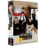 【弘恩戲劇】咖啡王子一號店DVD下套(9~17集完) DVD 雙語版