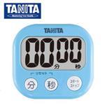 【TANITA】方型大螢幕計時器-薄荷藍