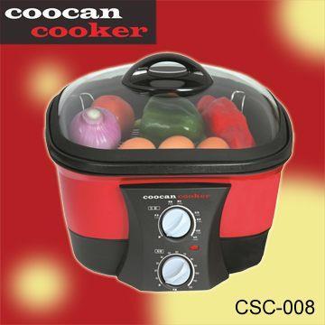 韓國coocan cooker神奇美食料理全能鍋-CSC-008