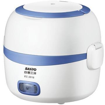 三洋可攜式多功能電熱飯盒(EC-2016)