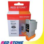 RED STONE for CANON BCI~24C墨水匣^(彩色^)